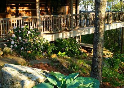 Jake's cabin.